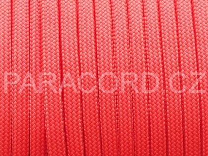Paracord 550 - malinová