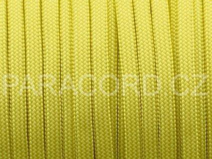 Paracord 550 - žlutá