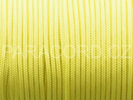 Paracord 100 - žlutá