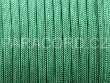 Paracord 550 - smaragdová