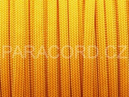 Paracord 550 - oranžová