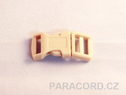 spona trojzubec - písková (13mm)