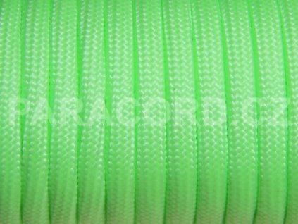 GLOW CORD - zelená