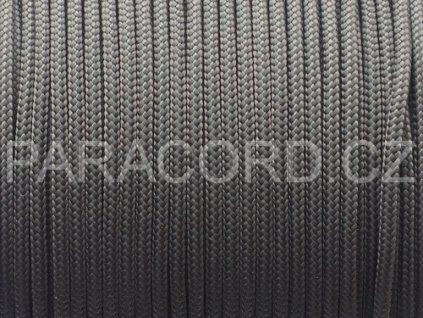 Paracord 100 - tmavě hnědá