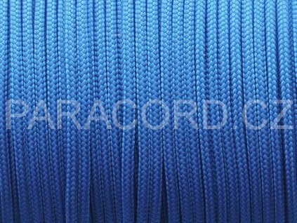 Paracord 100 - modrá