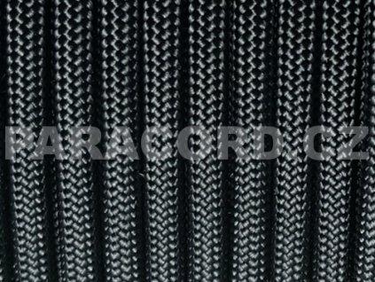 TYP IV. Paracord 750 - černá