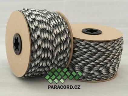Paracord 550 - špulka 50m URBAN