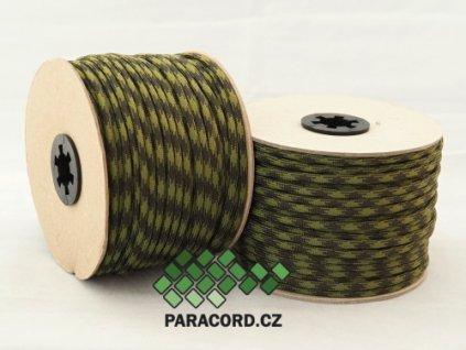 Paracord 550 - špulka 50m AMAZONKA
