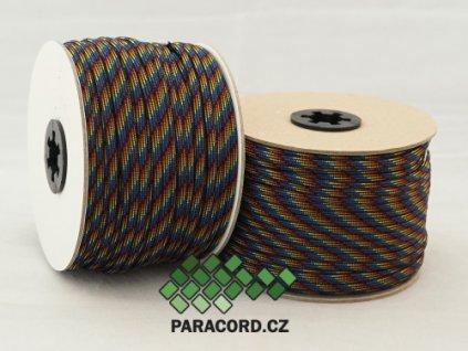 Paracord 550 - špulka 50m DESTINY