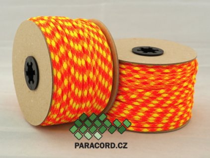 Paracord 550 - špulka 50m RESCUE