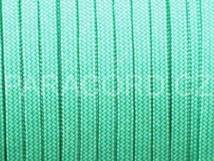 Paracord 550 - mentolová