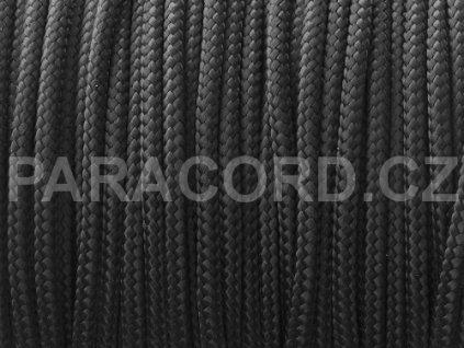 TYP II. Paracord 425 - černá