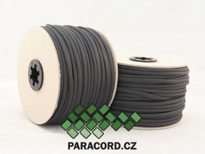 Paracord 550 - špulka 50m ANTRACIT