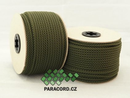 Paracord 550 - špulka 50m CROCODILE DIAMONDS
