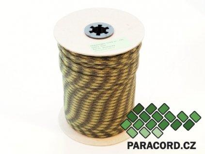 TYP IV. Paracord 750 - špulka 50m AMAZONKA