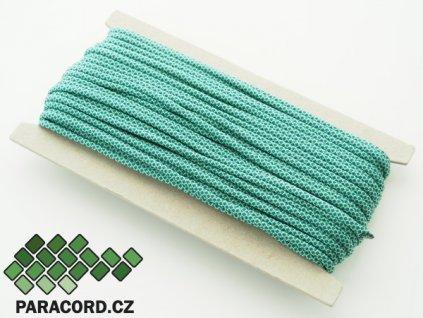 Paracord 550 - karta 25m GREEN DIAMONDS