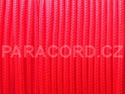 TYP II. Paracord 425 - neon růžová