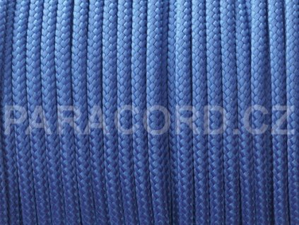 TYP II. Paracord 425 - modrá