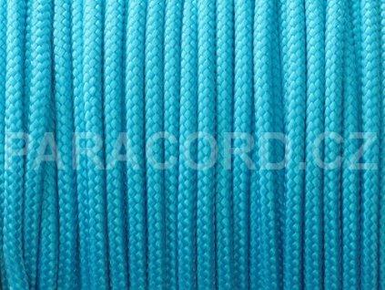 TYP II. Paracord 425 - neon modrá