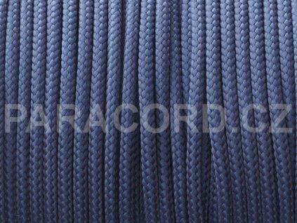 TYP II. Paracord 425 - tmavě modrá