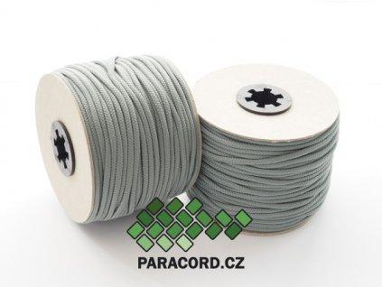 TYP II. Paracord 425 - špulka 50m ŠEDÁ