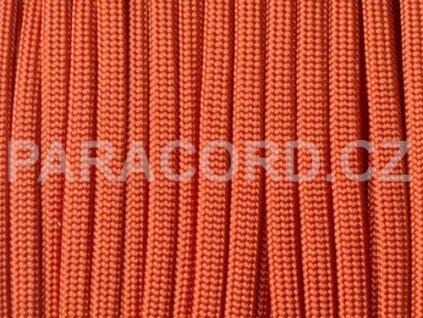 Paracord 550 - cihlová