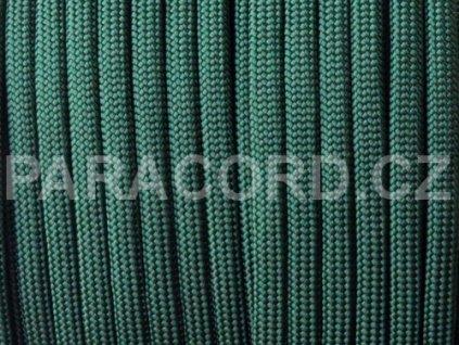 Paracord 550 - jedlová zelená