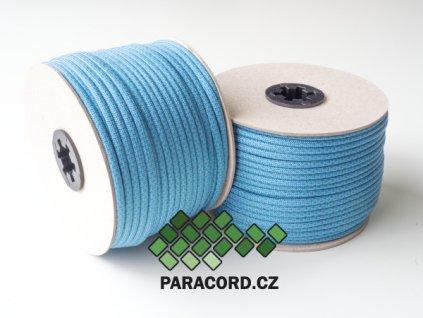 Paracord 550 - špulka 50m NEON BLUE DIAMONDS