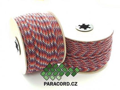 Paracord 550 - špulka 50m WILD BERRY