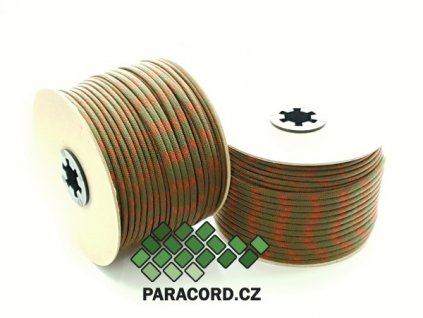 Paracord 550 - špulka 50m APOCALYPSE