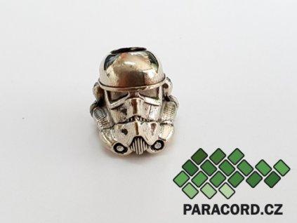 Korálek ruční výroba - Storm Trooper