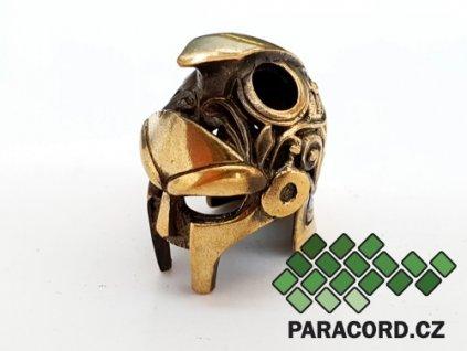 Korálek ruční výroba - Gladiátor