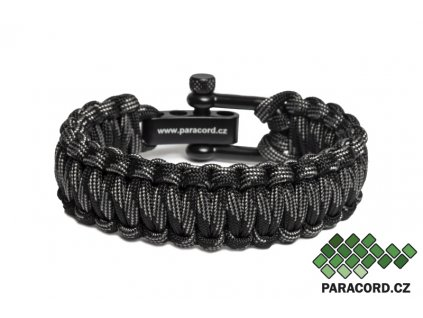 Survival paracord náramek TACTICAL