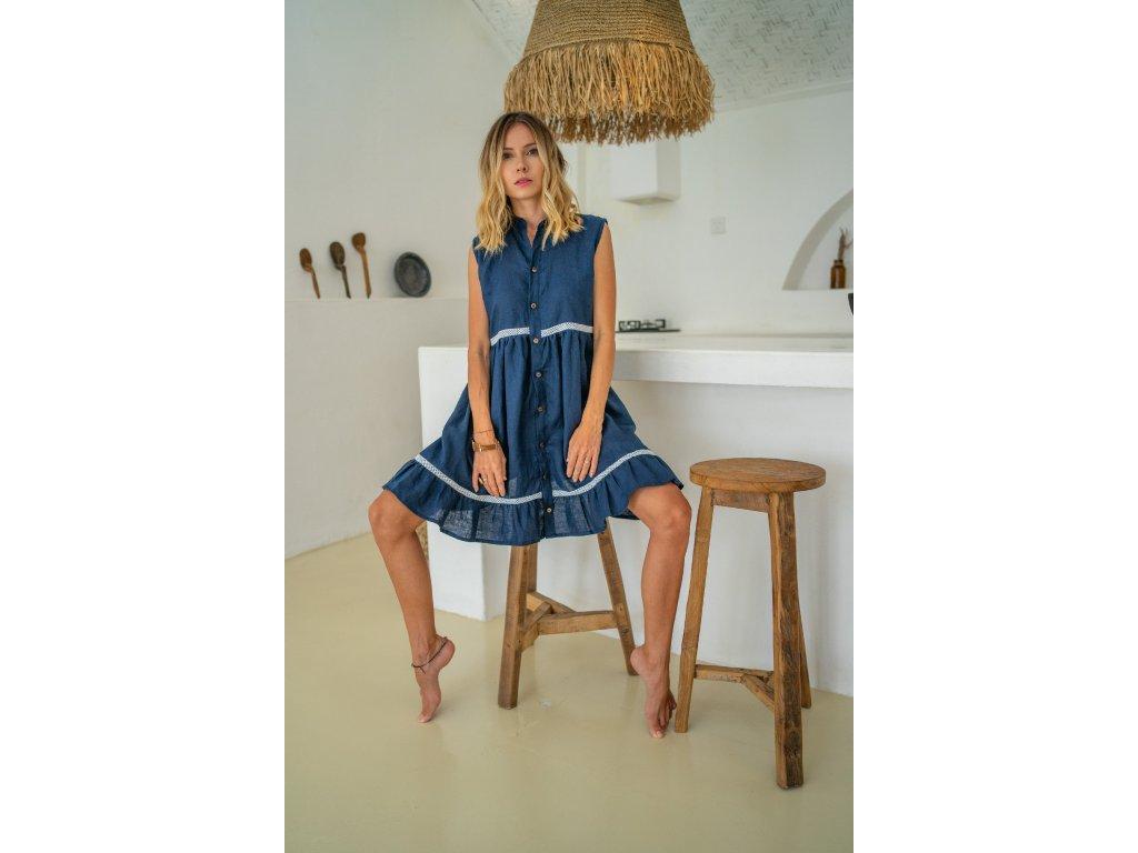 Dámské mini šaty OASIS (6.kolekce)