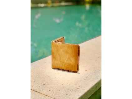 Peněženka BALI z pravé kůže - pánská (karty) (2.kolekce)
