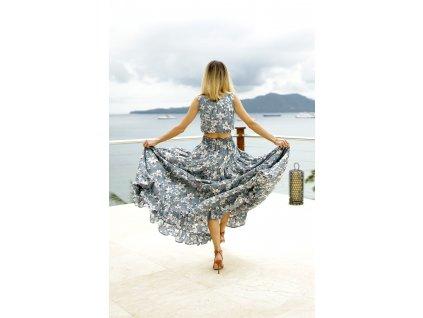 Maxi-sukně WILDFLOWERS (5.kolekce)
