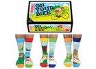 Darčekové balenia veselých ponožiek