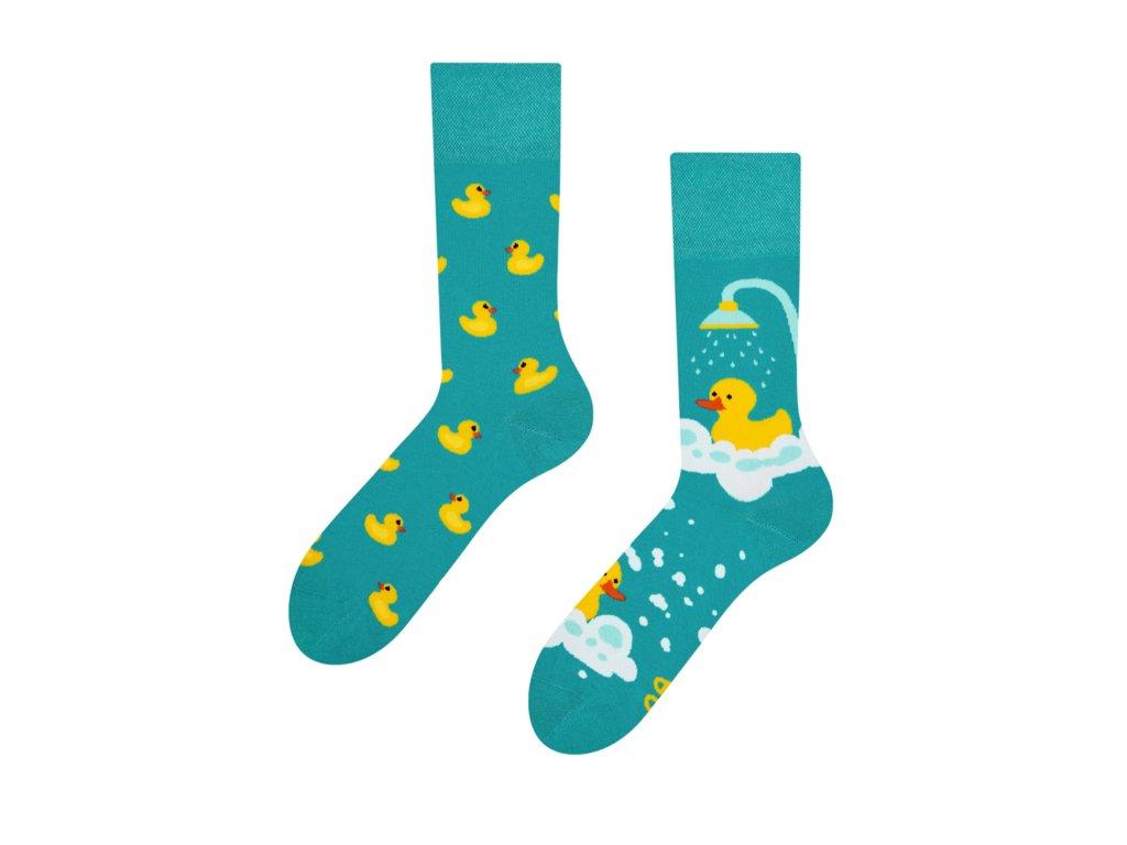 Veselé ponožky Kačičky