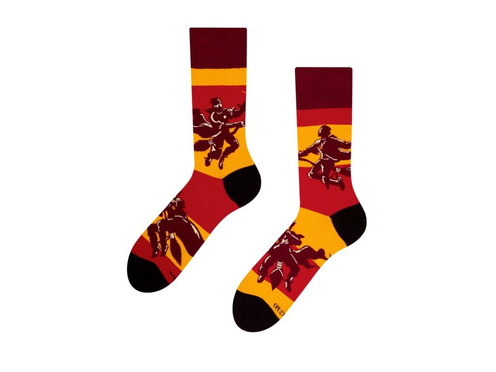 Veselé ponožky Harry Potter ™ - Metlobal