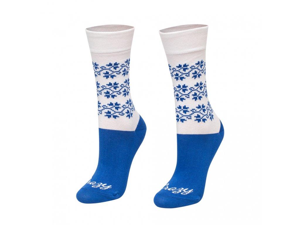 Veselé ponožky ukrajinky