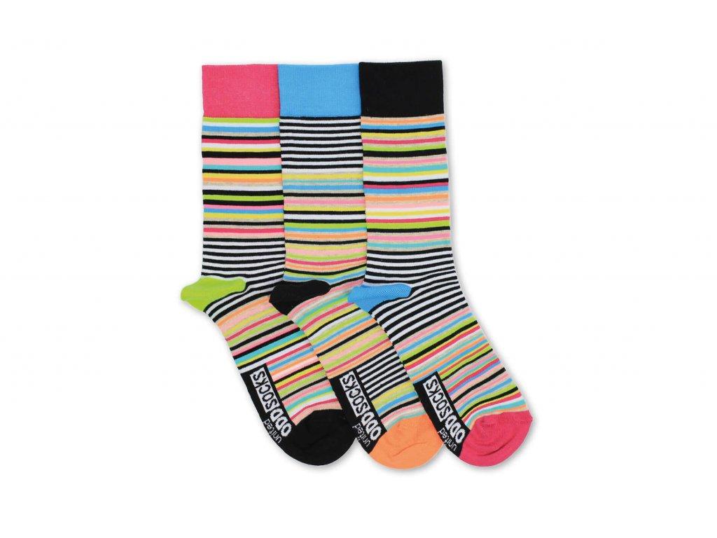 Veselé ponožky Luigi 3ks veľ.: 39-46