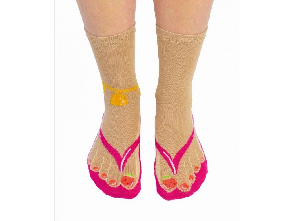 Veselé ponožky Flip veľ.: 37-42