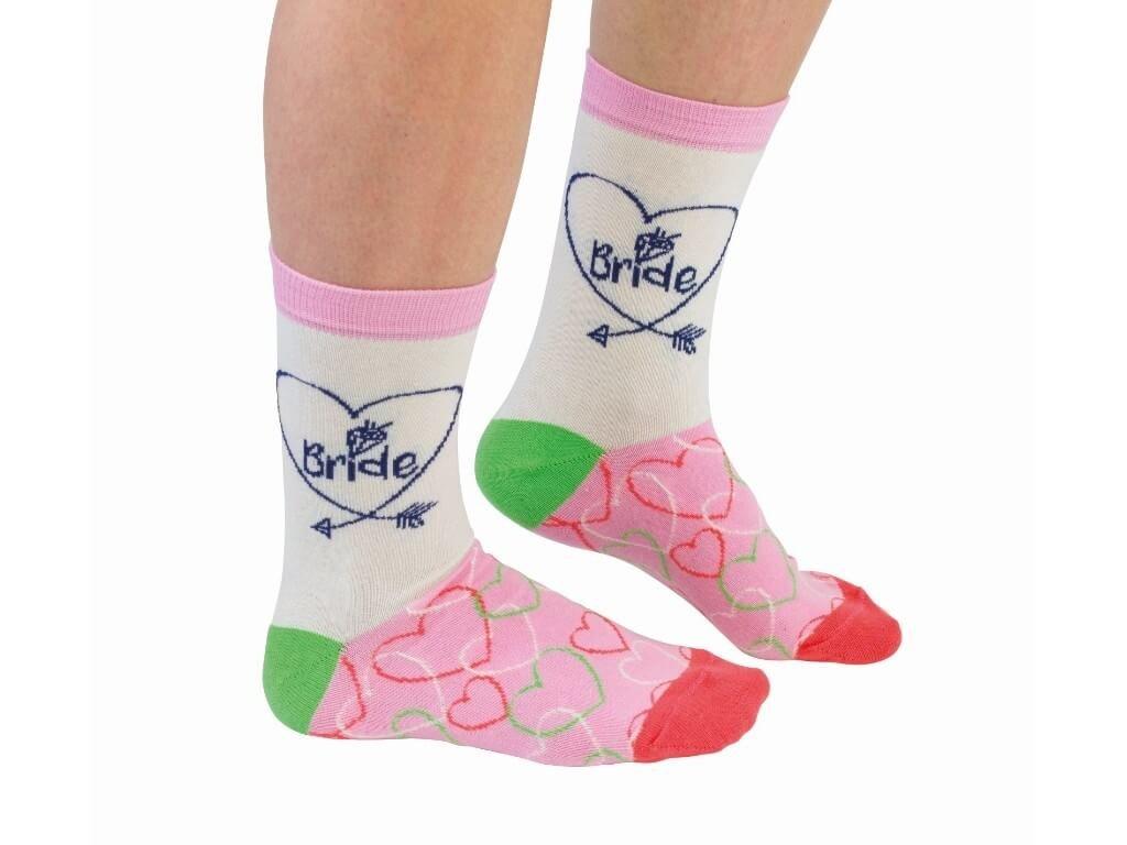 Veselé ponožky Bride veľ.: 37-42