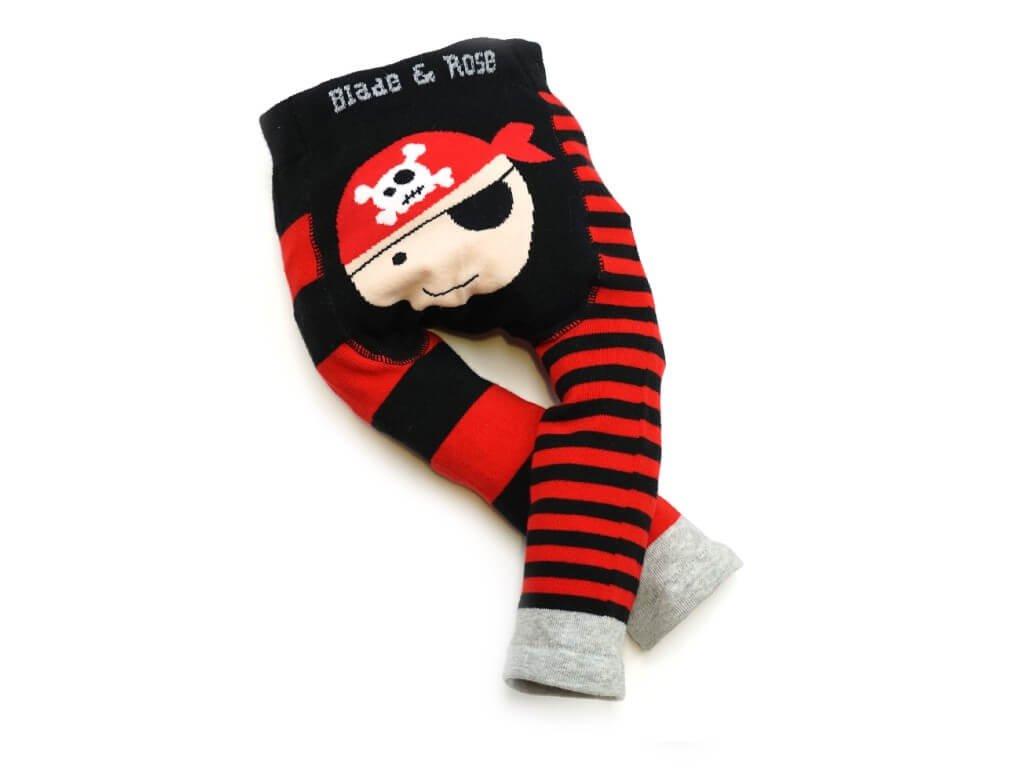 Detské legíny Striped Pirate
