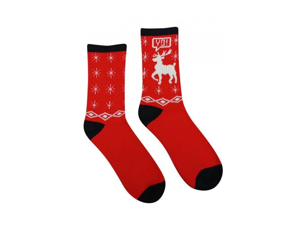 Veselé Termo ponožky Sob