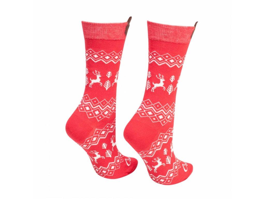 vianocni mackovia ponozky paradoo