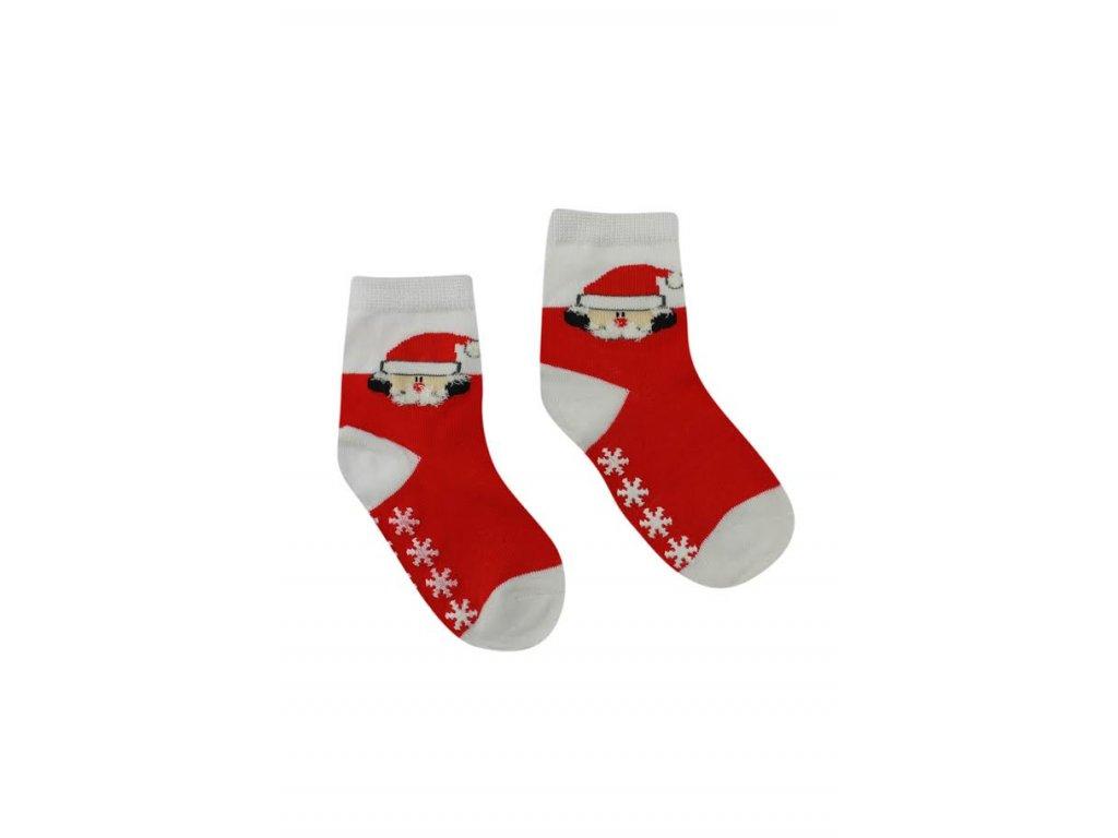 Detské ponožky Mikuláš