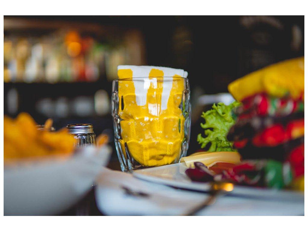 ponozky pivo plechovka paradoo 2