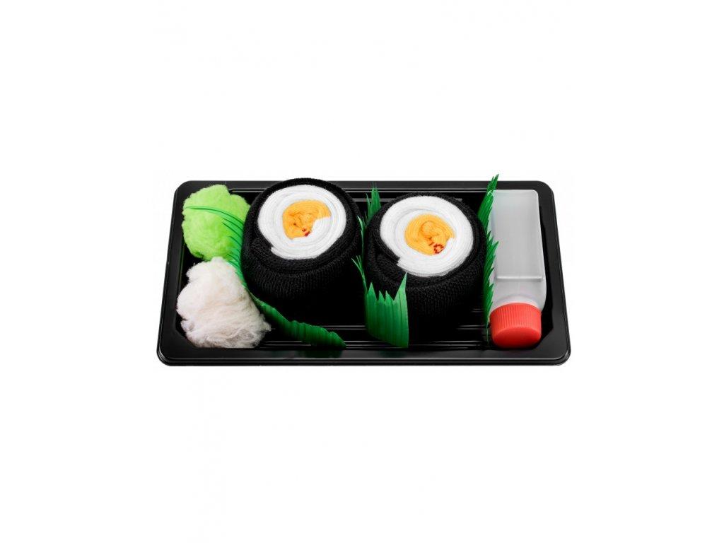 sushi box Makizushi With Turnip paradoo