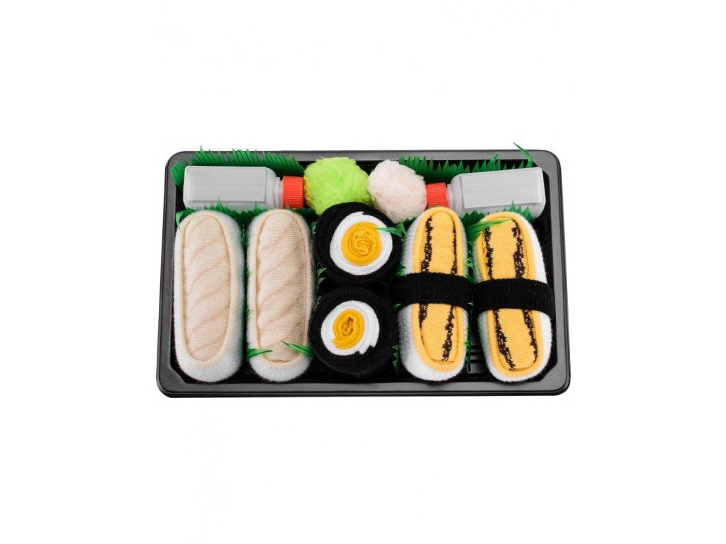 sushi box mix5 paradoo ponozky